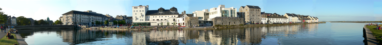 Galway 2006 panoramic by Ted Turton