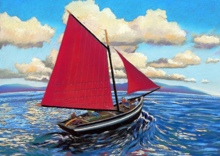 Galway Bay Hooker