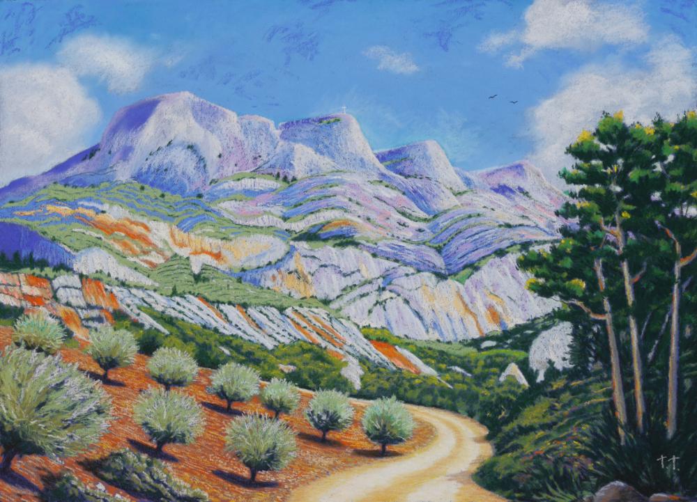 Montagne Sainte Victoire - €850
